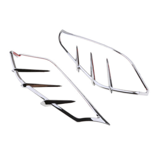 Mid Frame Air Deflectors Trims for Harley Touring Road Glide Ultra Limited