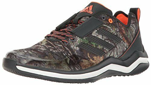 Adidas BY3299 para Hombre Speed 3.0 Cruz Performance Trainer, gris Oscuro Oscuro