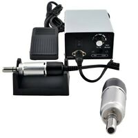 Portable 35krpm Dental Jewelry Micromotor Polisher Motor Handpiece A18+ Unit A90