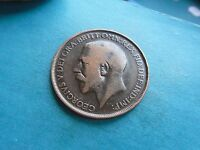 1913 Penny, George V. Nice Condition.