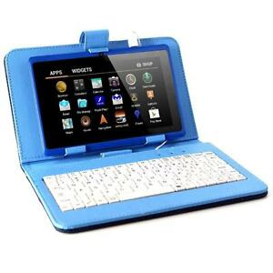 Blue-Google-Android-4-0-A13-7-034-4GB-Tablet-PC-Touch-Screen-Wifi-Keyboard-Case