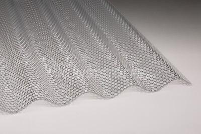 Beliebte Marke Acrylglas Wellplatten 76/18 Farblos Wabenstruktur Trapezbleche & Wellplatten Baustoffe & Holz 22,90 €/qm Aktion Gutes Renommee Auf Der Ganzen Welt
