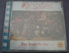 AIR SAMPLE Hard Prog Rock NEW SEALED CD Tee-Set Pirates Gillan Ray Fenwick
