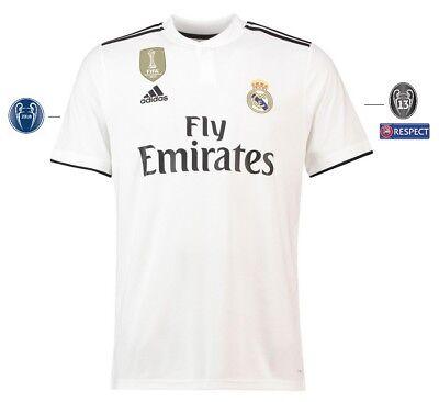 adidas Trikot Real Madrid Home 2018 2019  