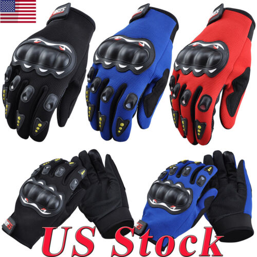 Mens Womens Anti-Water Touch Screen Sports Warmskid Resistance  Windproof Gloves