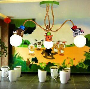 Image Is Loading Children 039 S Bedroom Pendant Ceiling Chandelier 3