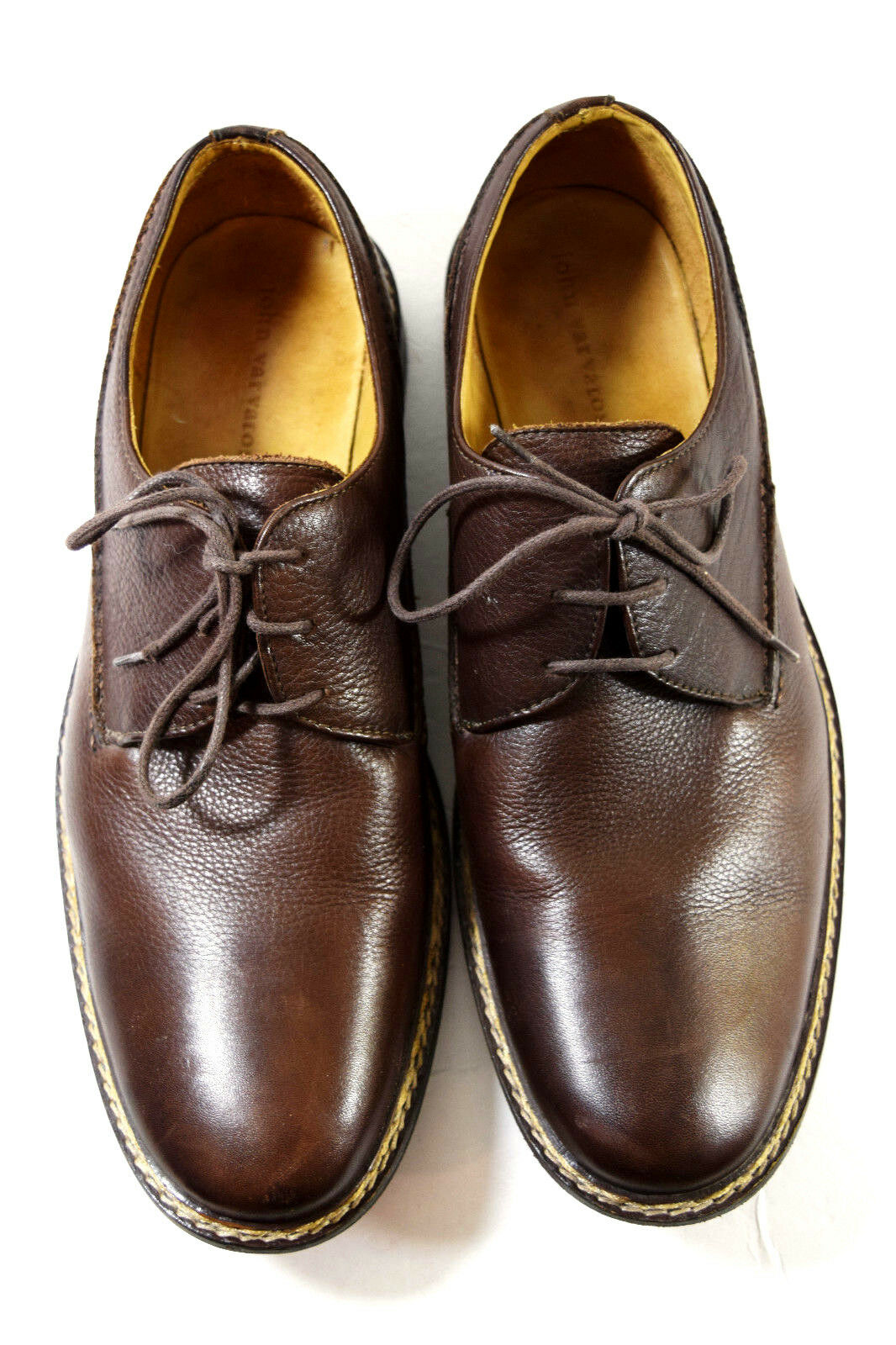 John Varvatos Para hombre Oxford Zapatos marróns 11.5 M