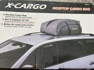 X-Cargo 13 CF Rooftop Cargo Bag