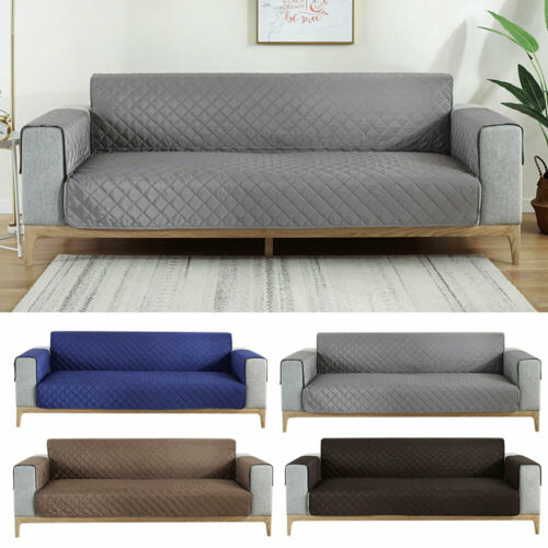 1//2//3 Sitzer Sesselschoner Sofaschoner Sesselauflage Sofaschutz Sesselschutz neu