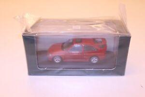 Minichamps-Ford-Escort-RS-Cosworth-Rojo-Distribuidor-edicion-1-43-Sellado-En-Bolsa