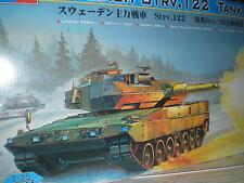 Hobby Boss 1/35 Swedish Strv.122 Tank  #82404  *New*Sealed*