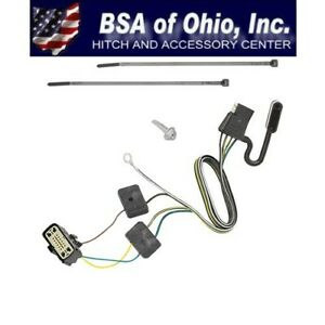 Tekonsha Trailer Hitch Wiring Tow Harness 4-Way For Buick ...