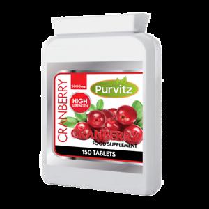 Cranberry-Super-Strength-5000mg-Tablets-Cystitis-Health-Urinary-Bladder-Made-UK
