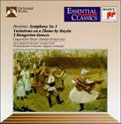Brahms: Symphony No. 1; Haydn Variations; Hungarian Dances (CD, Aug-1991, Sony Classical)