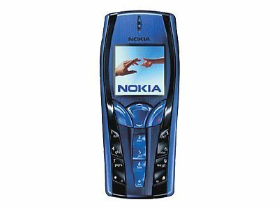 Nokia 7250i Blue Unlocked Cellular Phone For Sale Online Ebay
