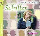 Dichterköpfe - Friedrich Schiller von Peter Braun (2013)