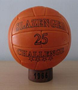 Balon Oficial Mundial Futbol 1966 Inglaterra. Modelo Challenge (pre- Adidas)