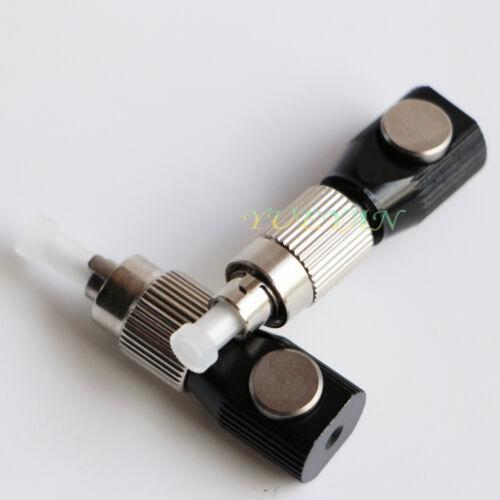 Fiber Optic Adapter FC Round Single Mode Multimode Bare Fiber Adaptor
