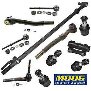 image is loading steering-rebuild-kit-tie-rod-end-drag-link-