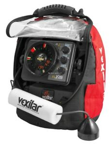 NEW-Vexilar-FLX-28-Ultra-Pack-ProView-Ice-Ducer-Combo-UP28PV