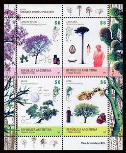 (2015). Flora: Arbres & Ses Usages. Souvenir Sheet. Neuf Sans Charnière. Excellent. Condition-afficher Le Titre D'origine Vif Et Grand Dans Le Style