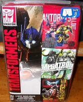 Boys Transformers Sz 8 Boxer Briefs Underwear 3 Pk Movie Bumble Bee