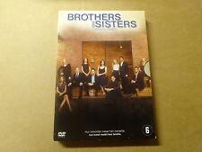5-DISC DVD BOX / BROTHERS AND SISTERS - SEIZOEN 2 -DEEL1 & DEEL 2