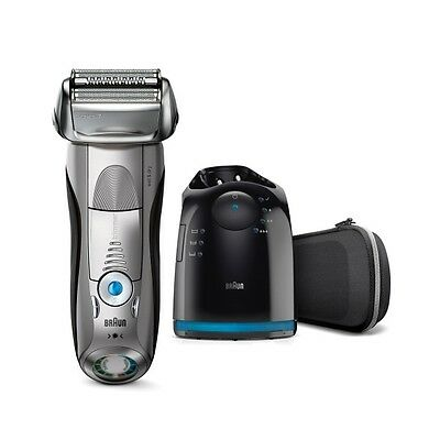 Braun Series 7 Elektrorasierer  - 7898cc System wet&dry