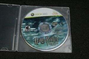 Harry Potter and the Half-Blood Prince Disc Only Xbox 360 EL1058