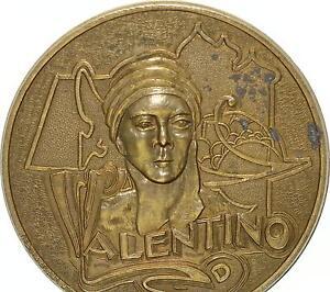 M972-Scarce-Medal-Valentino-African-Colonies-Finest-Mint-Brass-Deane-amp-Adams-LON