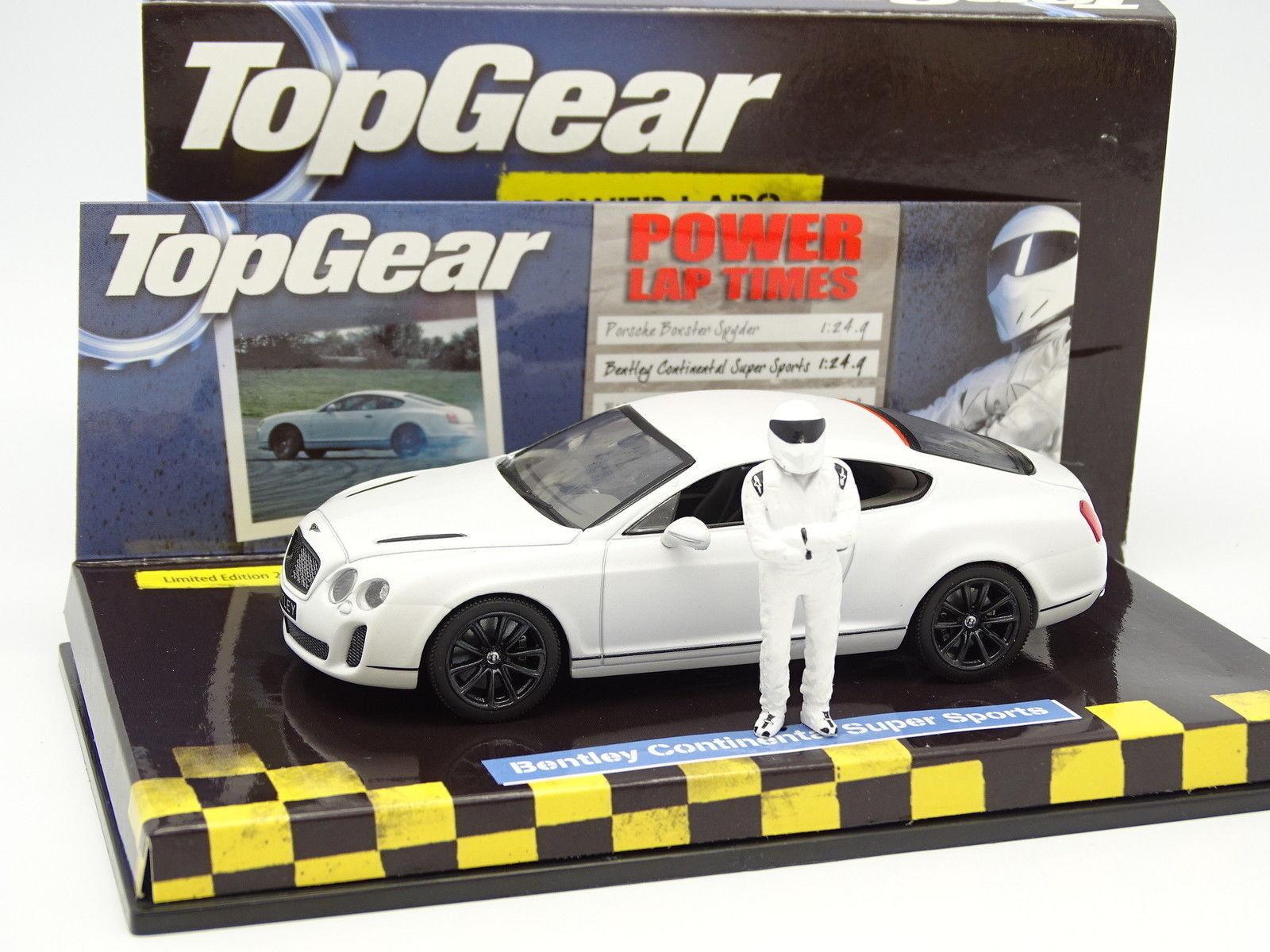 Minichamps 1 43 - Bentley Continental Super Sports Top Gear