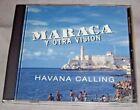 Havana Calling by Maraca y Otra Vision (CD, Oct-1996, Qba)