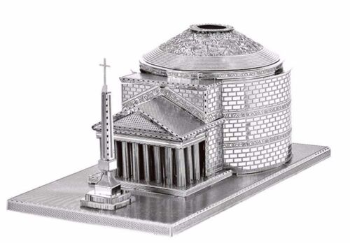 Pantheon ROM Set aus Metall Zum Zusammenbauen Metal 3D
