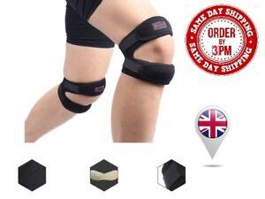 93eaf8af68 Image is loading Knee-Support-Brace-Open-Patella-Running-Strap-Injury-