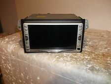 "HONDA Fujitsu Ten  avn5501D. car md/cd av-radio DVD navi system player. 7"" touch"