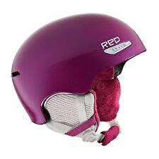 Burton RED Pure Women Snowboard Helmet (XS) Pink