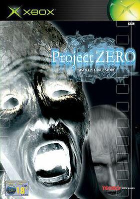 *** Project Zero *** XBOX *** Komplett mit Anleitung & OVP *** NEUwertig!!!