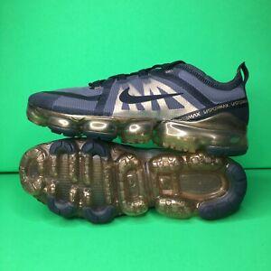 Detalles de Nike Aire Vapormax 2019 AR6631 004 Hombre Zapatillas Negras