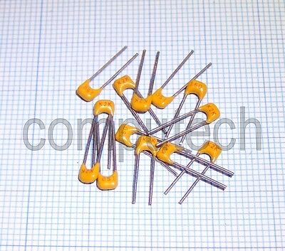 10 pezzi Condensatore MLCC 15pf 200v 10/% KEMET Goldmax300 series dielettrico X7R