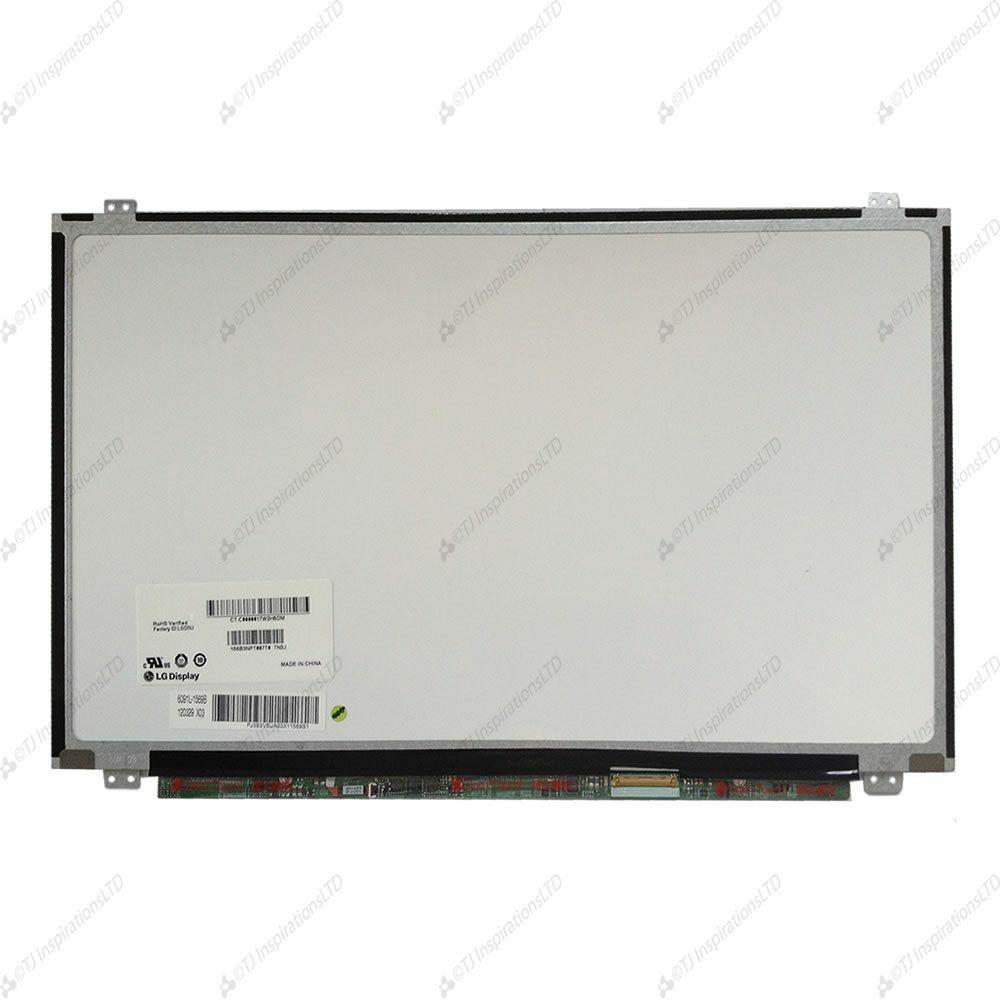 "*NEW* 15.6"" Slim LED WXGA HD Screen LP156WH3 or equiv"