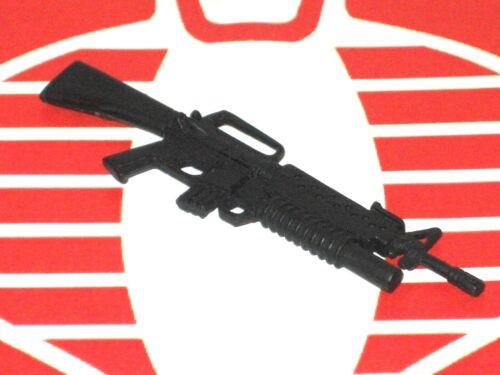 GI Joe Weapon Duke M16 Machine Gun 2008 Original Figure Accessory