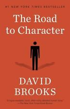 The Road to Character by David Brooks (2016, Paperback)