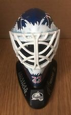 Patrick Roy Avalanche Collectible Mcdonald's 1996 Goalie Mask HOCKEY