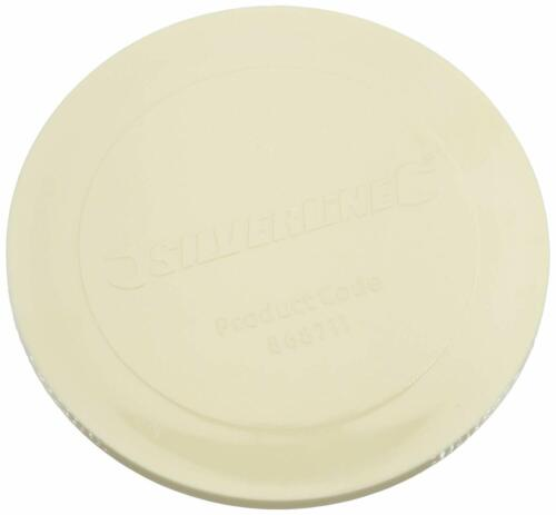 Silverline 868711 Solid Board Access Covers 110 mm Pack of 5