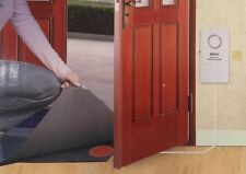 B7 Hidden DOORMAT ALARM Shop Entry Alert Chime PRESSURE ACTIVATED Door MAT PAD