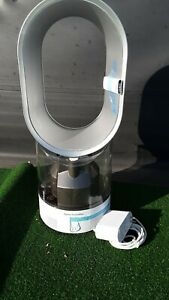 Dyson-AM10-0-8-Gal-environ-3-03-L-Humidificateur-amp-Fan-Noir-Nickel