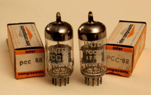 INTER one brand new pair of PCC88