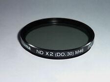 Graufilter ND-2  46mm  vergütet   HAMA   Für Digital+Analog  Superpreis!!!