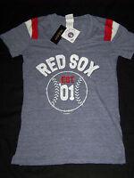 5th & Ocean Women's Boston Red Sox Shirt Small
