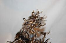 """2012 Swarovski Crystal """"SCS Jubilee Edition  Dragon"""" 1096752 Signed by designer"""